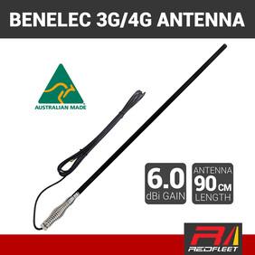 BENELEC 90cm 6.0dBi 3G 4G Cellular Vehicle Antenna