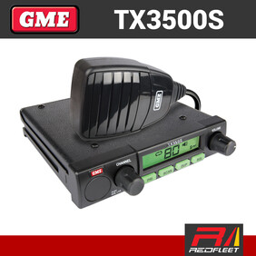 GME TX3500S UHF CB Two Way In Car Vehicle Radio