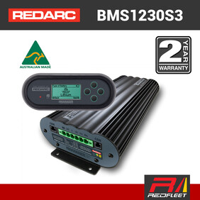 REDARC BMS1230S3 THE MANAGER30 Battery Management System