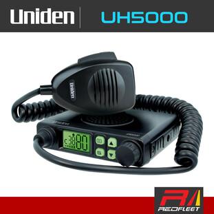 UNIDEN UH5000 UHF CB Two Way In Car Vehicle Radio
