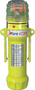 (4 PACK) EFLARE AT293 *20 Hour* Safety Beacon Emergency Services Kit