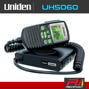UNIDEN UH5060 UHF CB Two Way In Car Vehicle Radio