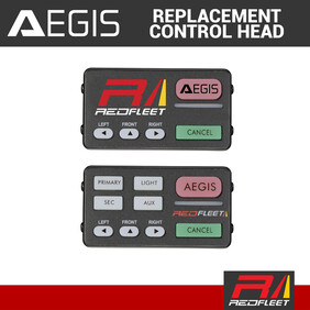 Replacement Spare AEGIS 4 or 8 Way Controller Switch Panel Head