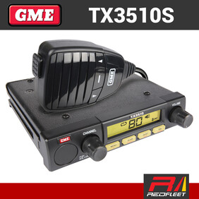 GME TX3510S UHF CB Two Way In Car Vehicle Radio