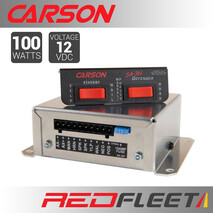 CARSON SA-361 DEFENDER Stand-Alone 100 Watt Siren Amplifier
