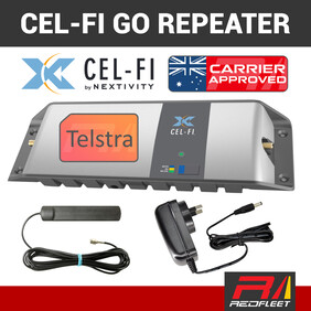 STATIONARY 240V AC CEL-FI GO TELSTRA Mobile Cellular Network Signal Booster Repeater Amplifier Unit