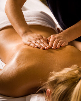 Massage for 2 in the comfort of your home