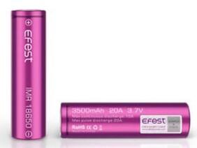 Efest IMR 18650 3500mAh 20A Battery