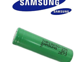 Samsung INR18650 25R 2500 mAh Battery