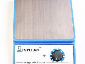 Magnetic Stirrer and mixer with Stirring Bar