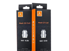 Geekvape Zues Mesh Replacement Coils