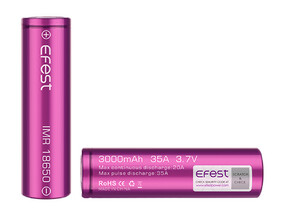 Efest IMR 18650 2500mAh 35 A Battery
