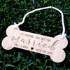 Wedding Sign for Pets - Save the Date