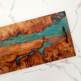 River Platter Board
