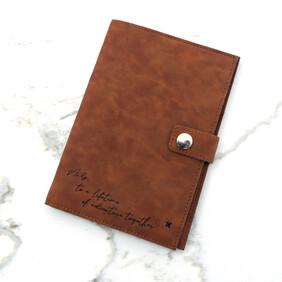 Personalised Passport Wallet