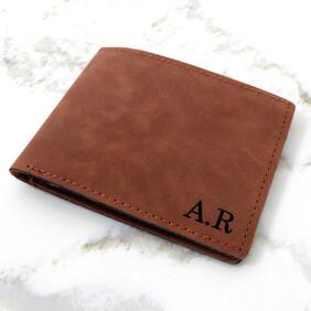 Personalised Leatherette Wallet