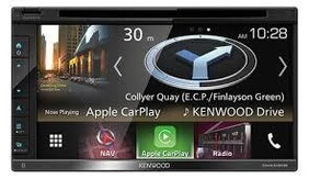 """Kenwood DNX5180SN 6.8"""" Garmin Navigation System with Android Auto and Apple Carplay"""