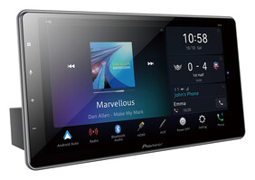 Pioneer DMH-ZF9350BT Wireless Apple CarPlay and Android Auto