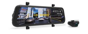 "Parkmate MCPK-962DVR 9.66"" Touch Screen DVR Mirror"