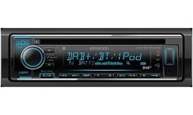 Kenwood KDC-BT40DAB with Digital radio