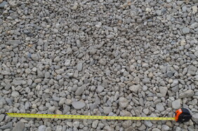 20 to 75mm Multi sized Pebbles