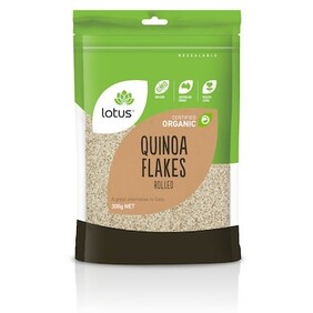 Rolled Quinoa Flakes