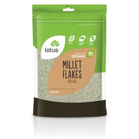 Rolled Millet Flakes