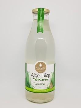 Natural Aloe Juice