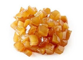 Glace Ginger 100g