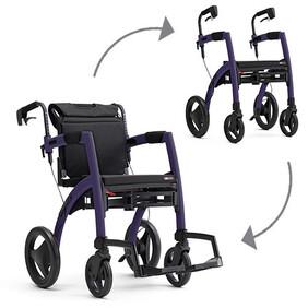 Rollz Motion - Dark Purple