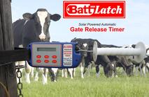 Batt-Latch Gate Release Timer