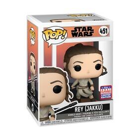 Star Wars: Across the Galaxy - Rey (Jakku) SDCC 2021 US Exclusive Pop! Vinyl [RS]