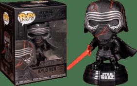 Star Wars - Kylo Ren Light & Sound Episode IX Rise of Skywalker Light & Sound Pop! Vinyl