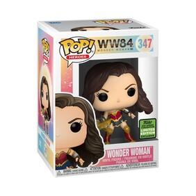 Wonder Woman - Wonder Woman with Tiara Boomerang ECCC 2021 US Exclusive Pop! Vinyl
