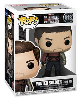The Falcon and the Winter Soldier - Winter Soldier (Zone 73) Pop! Vinyl