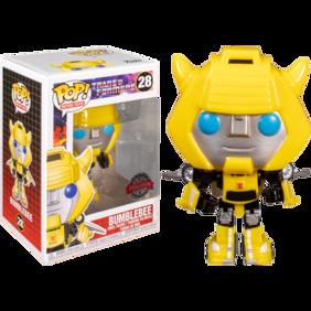 Transformers - Bumblebee with Wings US Exclusive Pop! Vinyl
