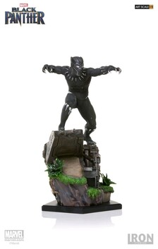 Black Panther - Black Panther 1:10 Scale Statue