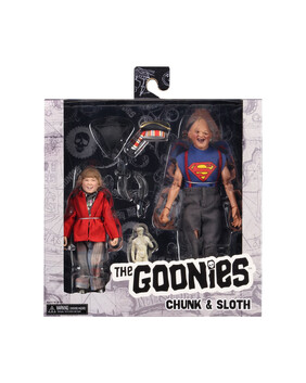 """Goonies - Sloth & Chunk 8"""" Action Figure 2-Pack"""