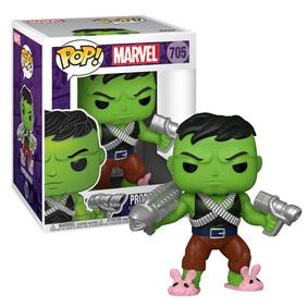 "Hulk - Professor Hulk US Exclusive 6"" Pop! Vinyl"