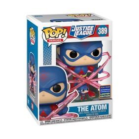 DC Comics - Atom WC21 US Exclusive Pop! Vinyl [RS]