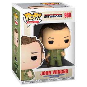 Stripes - John Winger Pop! Vinyl