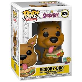 Scooby Doo - Scooby Doo with Sandwich Pop! Vinyl