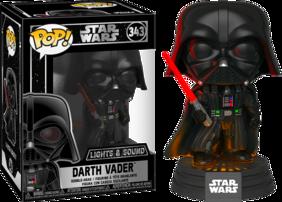 Star Wars - Darth Vader Light & Sound Pop! Vinyl