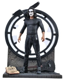 The Crow - The Crow Movie Gallery PVC Statue