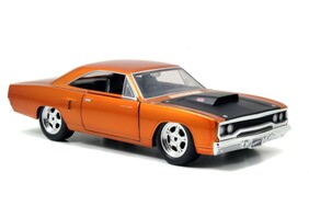 Fast and Furious - '70 Plymouth Road Runner BK 1:24 Scale Hollywood Ride