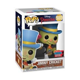 Pinocchio - Jiminy Cricket NYCC 2020 US Exclusive Pop! Vinyl