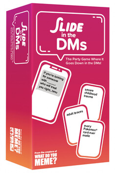 Slide in the DMs ( Party Game )