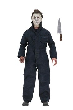 """Halloween (2018) - Michael Myers 8"""" Clothed Action Figure"""