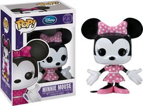 Mickey Mouse - Minnie Mouse Pop! Vinyl