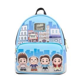 Seinfeld - Chibi City Mini Backpack